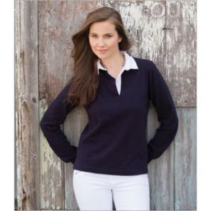 FR77 Front Row Ladies Original Rugby Shirt